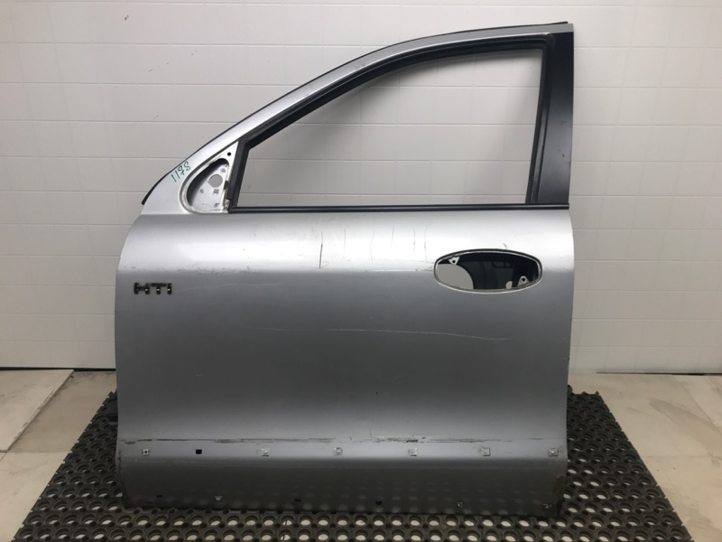 Дверь Hyundai Santa Fe 1 Classic BB 2.0TD 2000 2001 2002 2003 2004 2005 2006 2007 2008 2009 2010 2011 2012 передняя левая (б/у)