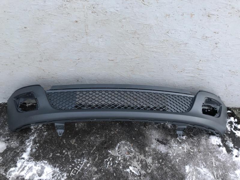 Бампер передний Ford Fiesta 5 1.6 2002 передний (б/у) 1375873