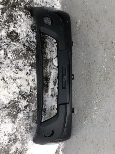 Бампер передний Renault Sandero передний (б/у) 8200526596