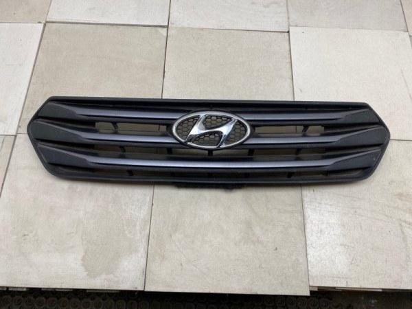 Решетка радиатора Hyundai Creta M0 1.6 2016 (б/у) 86350A0000