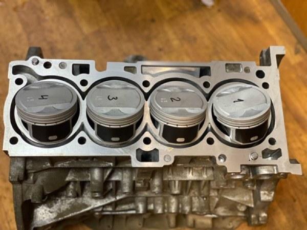 Блок цилиндров Hyundai Ix-35 G4KD 2010 (б/у) 257Y22GH00