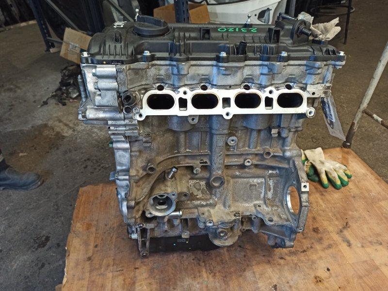 Двигатель Hyundai Ix-35 (б/у) 1S41M2EA23E