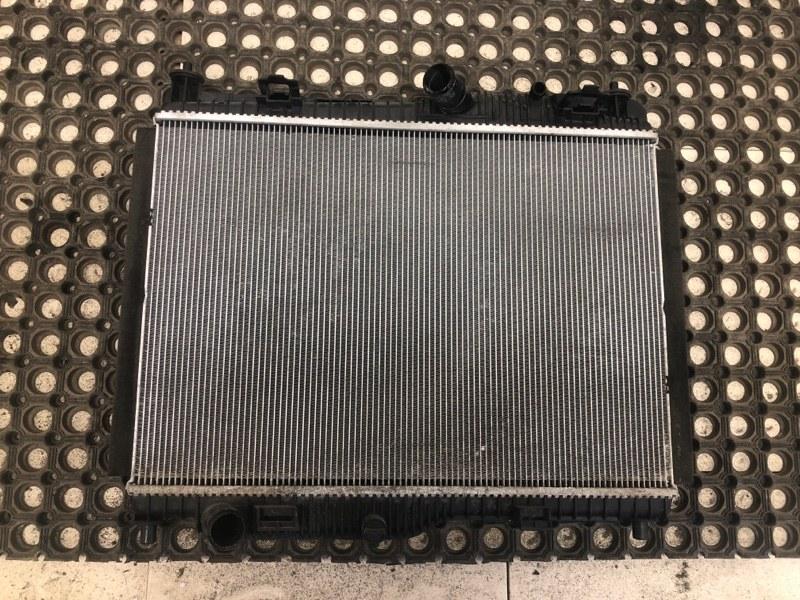 Радиатор двс Ford Ecosport 2013 (б/у) 1930377