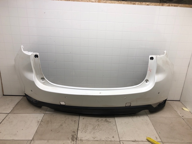Бампер задний Mazda Cx-5 2017- KF 2.0 2017 задний (б/у) KB8A50221
