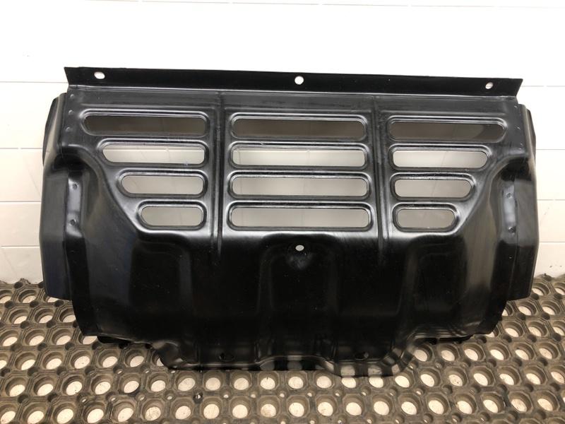 Защита двигателя Mitsubishi Pajero Sport 3 KS1W 4N15 2015 передняя (б/у) 5370B501