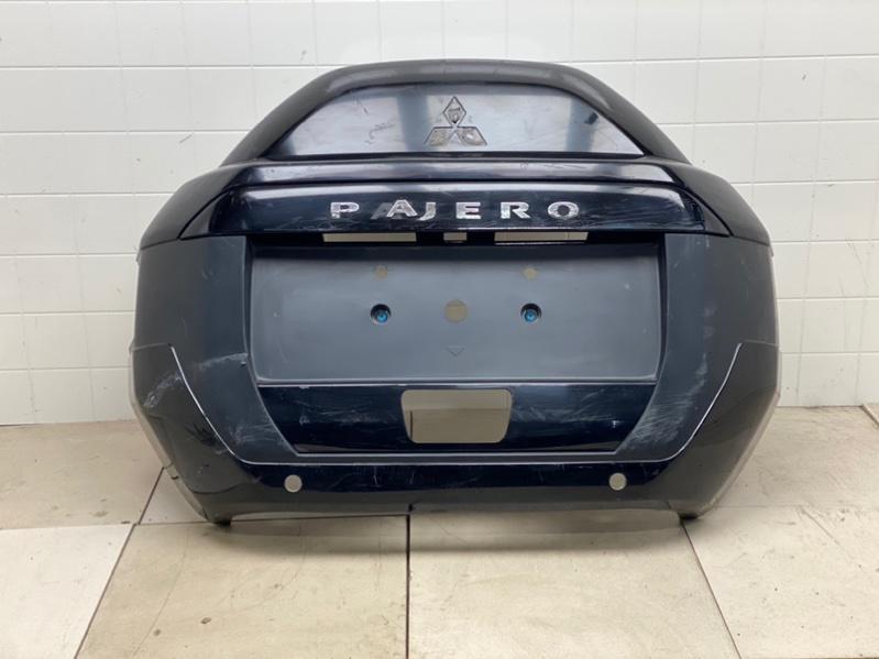Колпак запасного колеса Mitsubishi Pajero 4 V87W 6G72 2015 задний (б/у) 6430A271XA