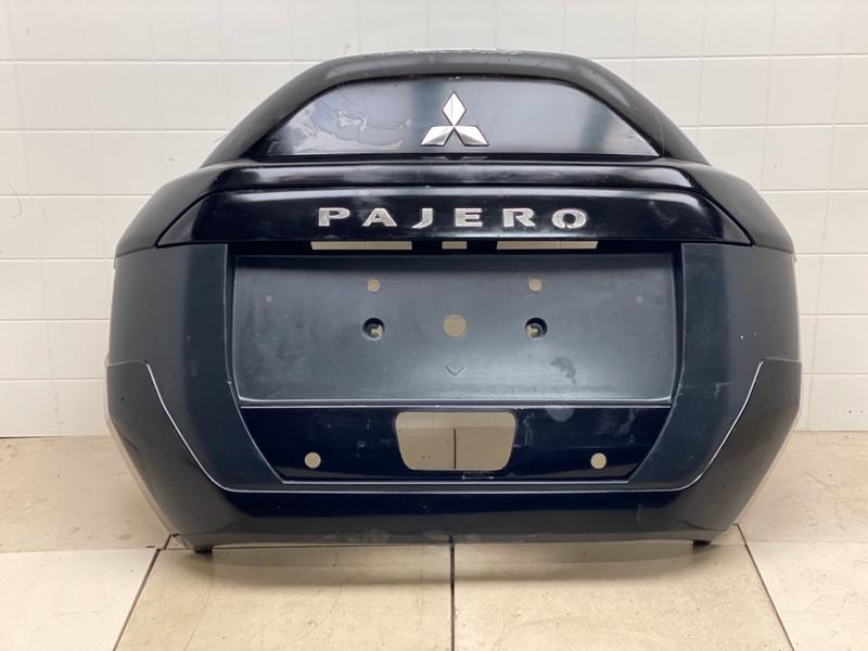 Колпак запасного колеса Mitsubishi Pajero 4 V87W 6G72 2015 (б/у) 6430A271XA