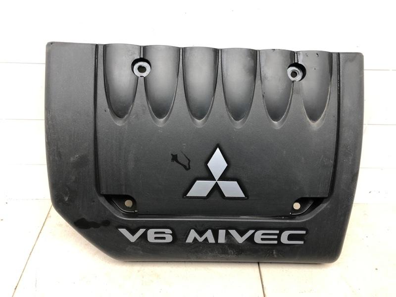 Крышка двигателя Mitsubishi Outlander Xl CW1W 4B11 2006 2007 2008 2009 2010 2011 2012 (б/у) 1003A096