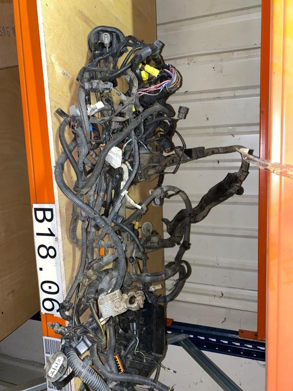 Проводка под капот Mitsubishi Lancer 9 CS1A 4G13 2000 2001 2002 2003 2004 2005 2006 2007 2008 2009 2010 2011 (б/у) MN151076