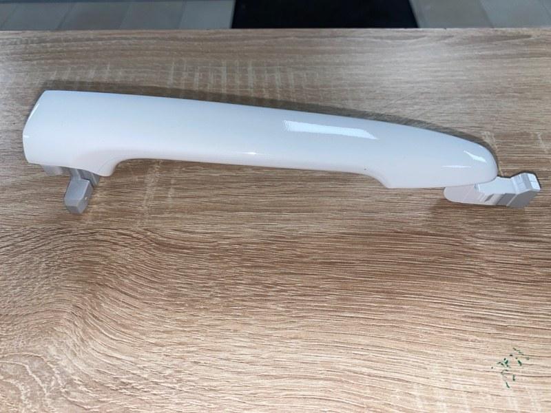 Ручка двери внешняя Mitsubishi Outlander 3 левая 5716A013WA