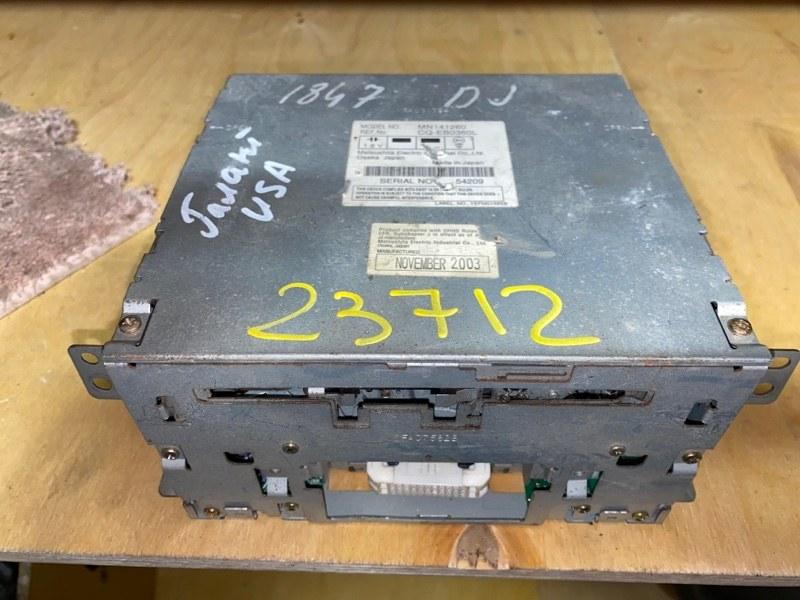 Магнитола Mitsubishi Galant DJ1A 4G69 2004 (б/у) MN141260