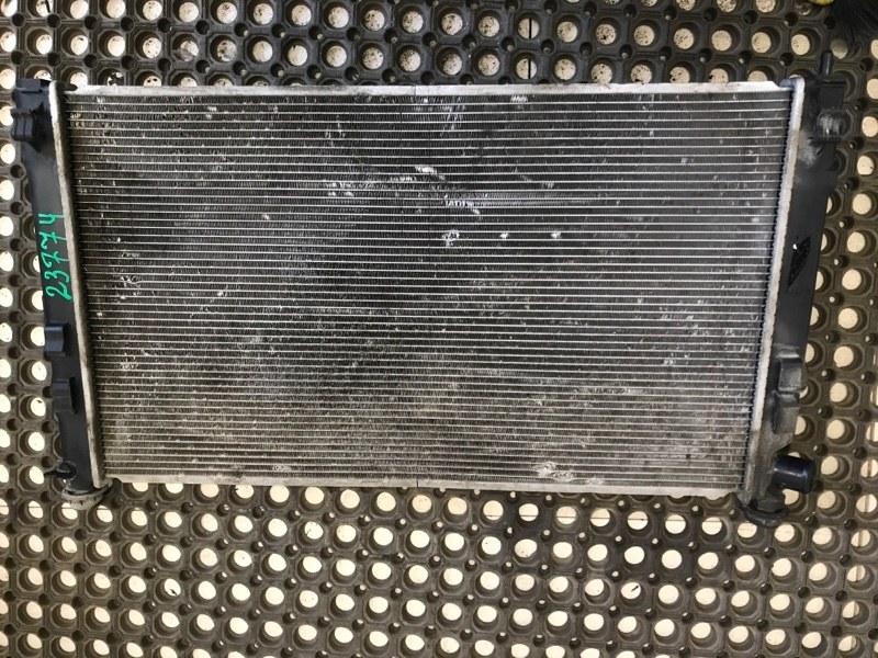 Радиатор двс Mitsubishi Lancer 10 4B10 2007 (б/у) 1350A297
