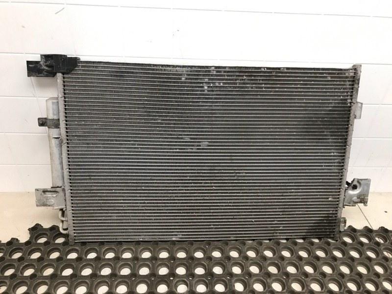 Радиатор кондиционера Mitsubishi Lancer 10 CW1W 4B11 2007 2008 2009 2010 2011 2012 (б/у) 7812A030