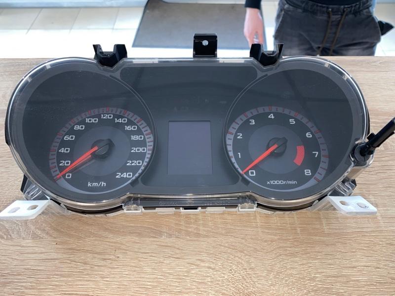 Панель приборов Mitsubishi Lancer 10 CY3A 1.8 2007 (б/у) 8100A117