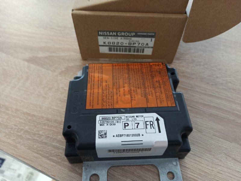 Блок управления аирбаг Nissan Qashqai J 11 K8820BP70A
