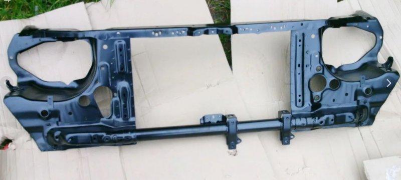 Суппорт радиатора Mitsubishi L200 2005- KB4T 4D56 2005 5215A518