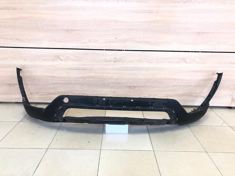 Бампер передний Hyundai Santa Fe 3 DM 2.0TD 2012 2013 2014 2015 передний нижний (б/у) 86512B8000