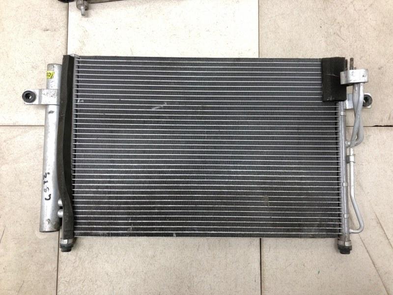 Радиатор кондиционера Hyundai Getz D3EA 2002 передний (б/у) 976061C100