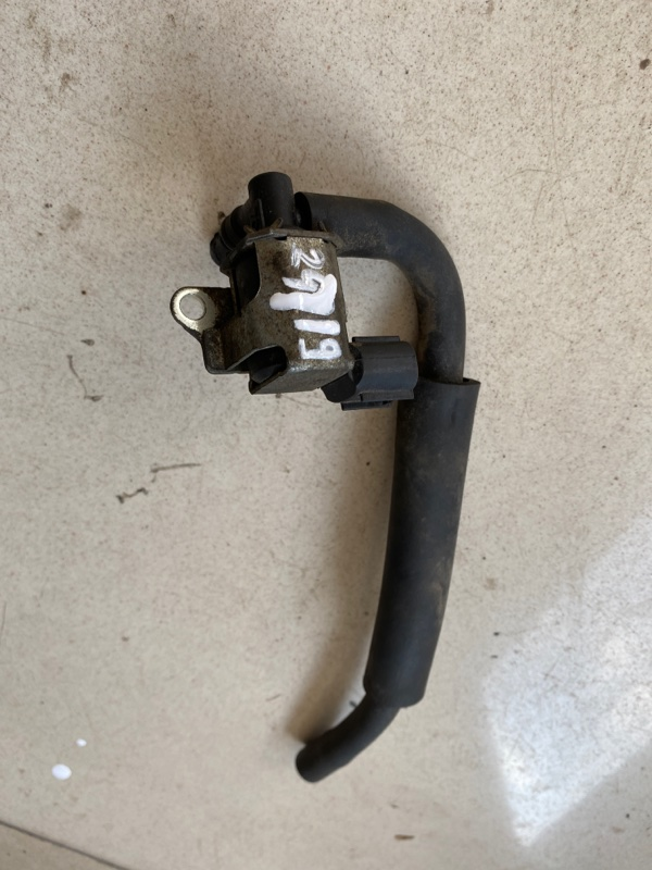 Клапан электромагнитный впускного коллектора Mitsubishi Lancer 10 4B10 2007 (б/у) 8657A049