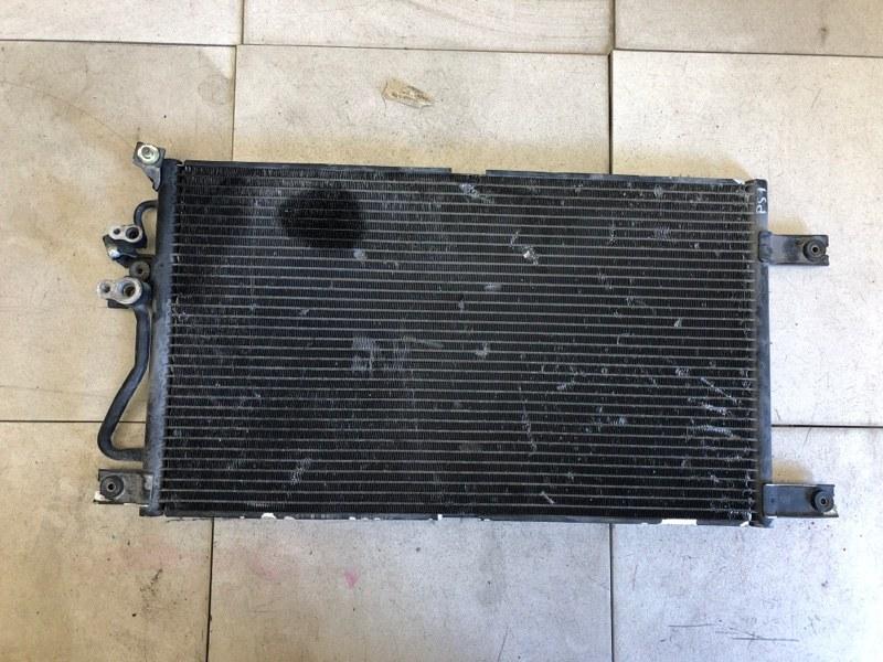 Радиатор кондиционера Mitsubishi Pajero Sport 1 K97W 4D56 1998 (б/у) MR360415