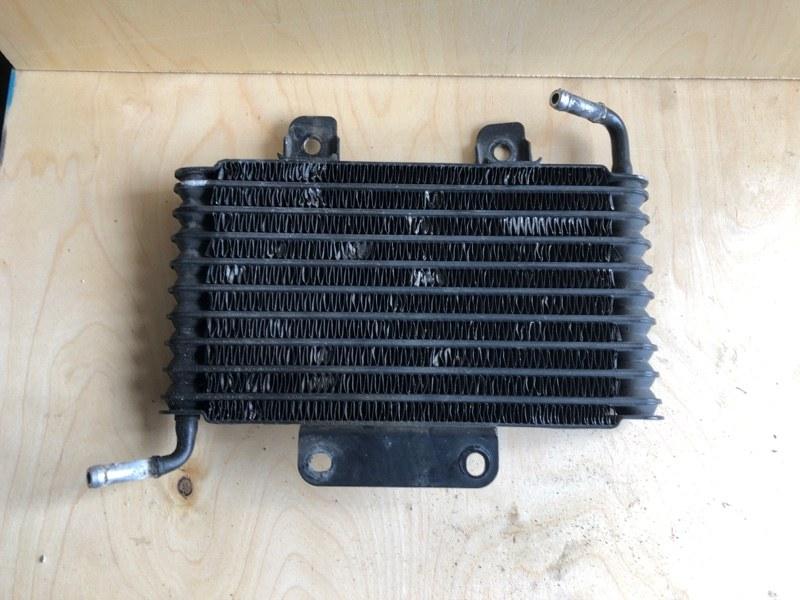 Радиатор акпп Mitsubishi Pajero 4 V87W 4M41 2006 (б/у) MR453639