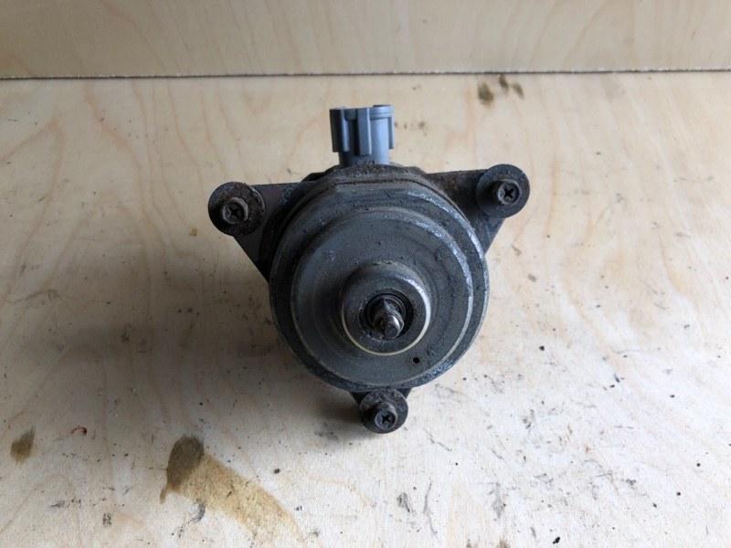 Вентилятор радиатора Mitsubishi Lancer 10 CY1A 4B10 2007 (б/у) 8260A109