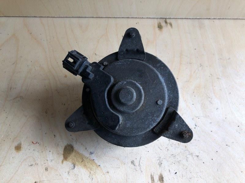 Вентилятор радиатора Mitsubishi Lancer 10 CY1A 4A91 2007 (б/у) 1355A141