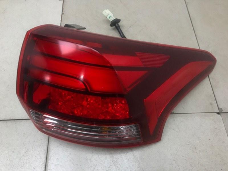 Фонарь Mitsubishi Outlander 3 GF2W 4B10 2015 задний правый (б/у) 8330A998