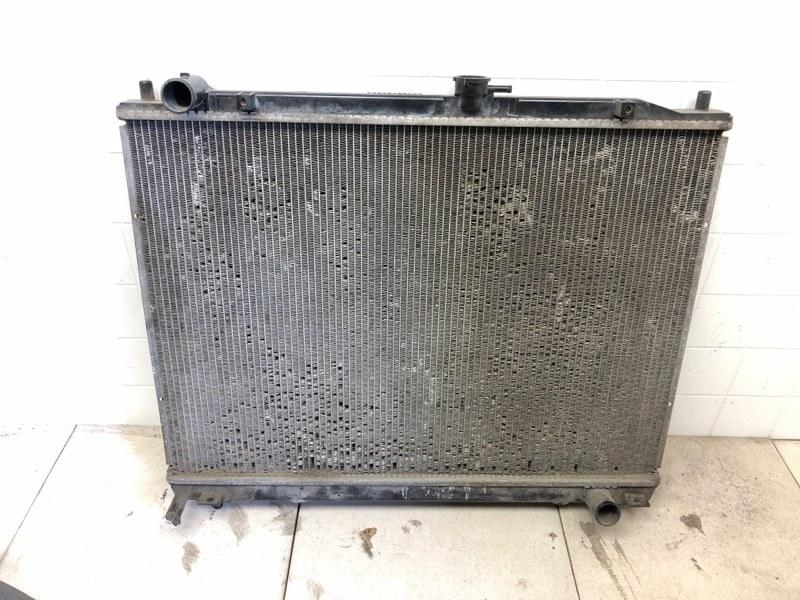Радиатор двс Mitsubishi Pajero 3 V87W 6G75 2007 (б/у)