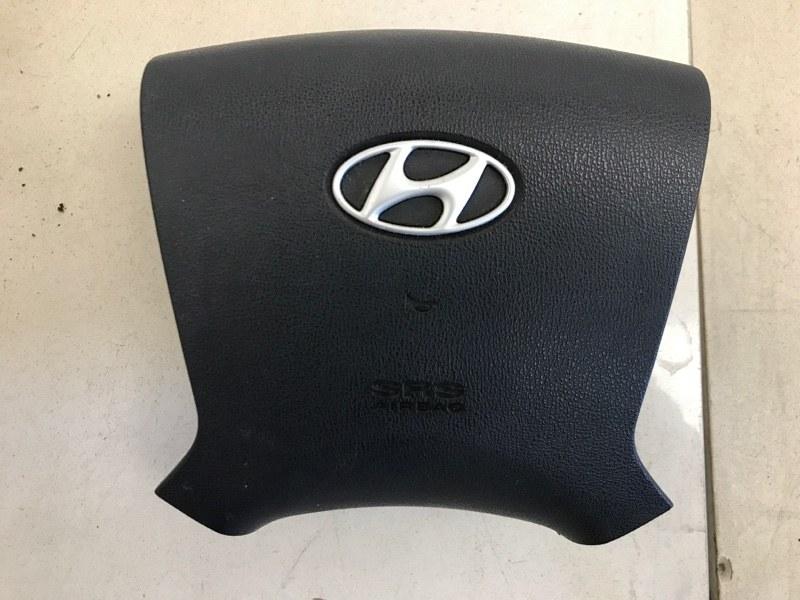Аирбаг на руль Hyundai Starex H1 TQ 2007 (б/у) 569004H100