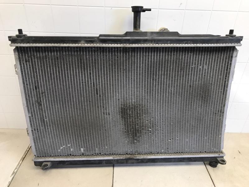 Радиатор двс Hyundai Starex H1 TQ D4CB 2007 (б/у) 253104H500