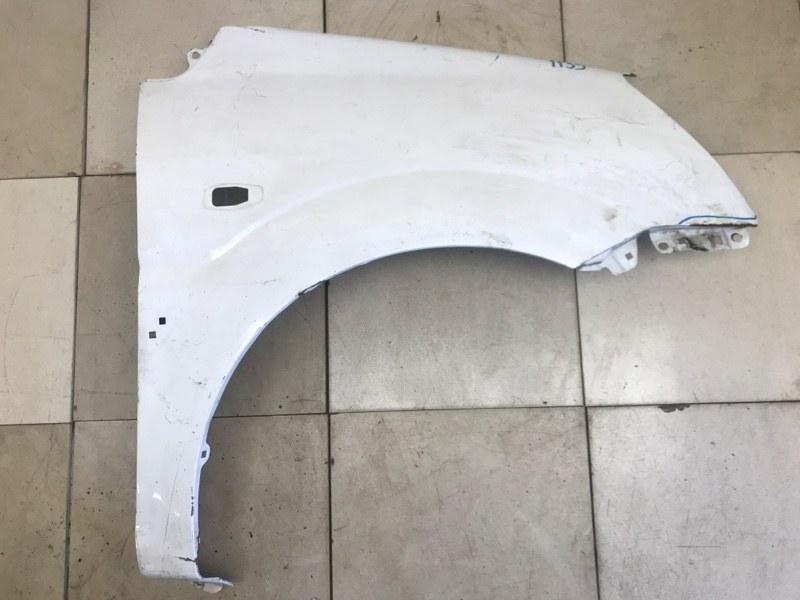 Крыло Hyundai Matrix BE 1.6 2001 переднее правое (б/у) 6632110320