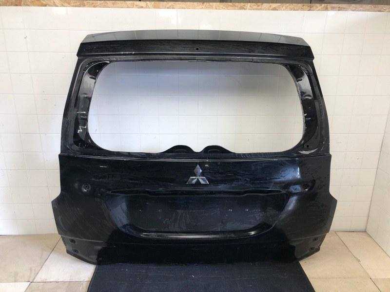 Крышка багажника Mitsubishi Pajero Sport 3 KS1W 4N15 2016 2017 2018 2019 2020 задняя (б/у) 5801B685
