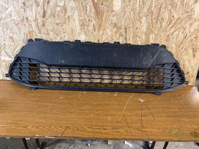 Решетка бампера Hyundai I-30 2008 (б/у) 865612R500
