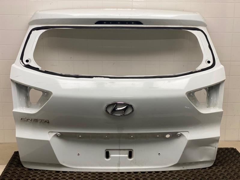 Крышка багажника Hyundai Creta 1.6 2016 (б/у) 73700A0000