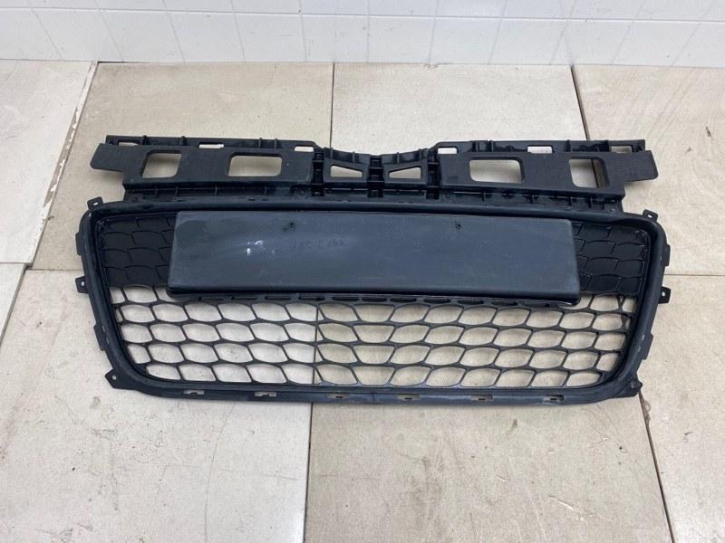 Решетка бампера Hyundai I-30 2008 (б/у) 865612R000