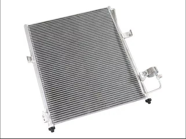 Радиатор кондиционера Mitsubishi L200 2005- KH4W 4D56 2008 2009 2010 2011 2012 2013 2014 2015 1040068ZH