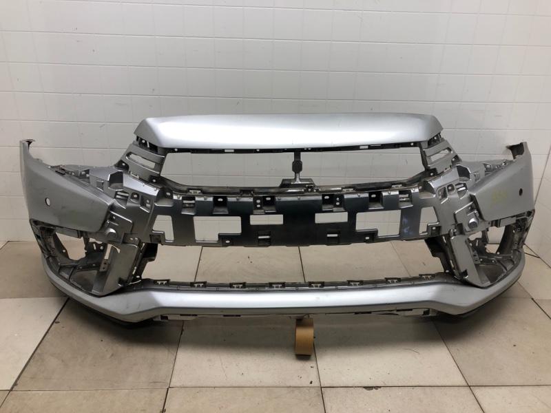Бампер Mitsubishi Asx GA1W 4B10 2017 передний (б/у) 6400H486