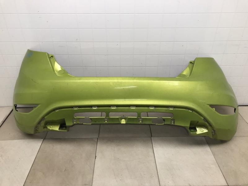 Бампер задний Ford Fiesta 2008 задний (б/у) 1553563