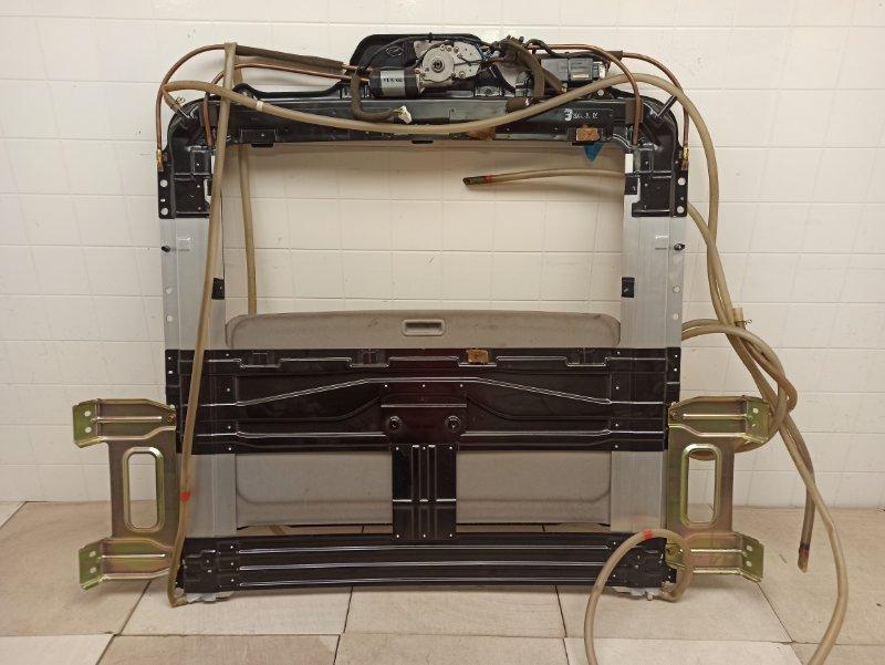 Привод люка крыши Hyundai Santa Fe 1 Classic BB 2.0TD 2000 2001 2002 2003 2004 2005 2006 2007 2008 2009 2010 2011 2012 (б/у) 8163126000