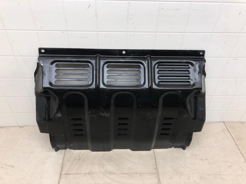 Защита двигателя Mitsubishi L200 2005- KH4W 4D56 2008 2009 2010 2011 2012 2013 2014 2015 передняя (б/у) 5370A434
