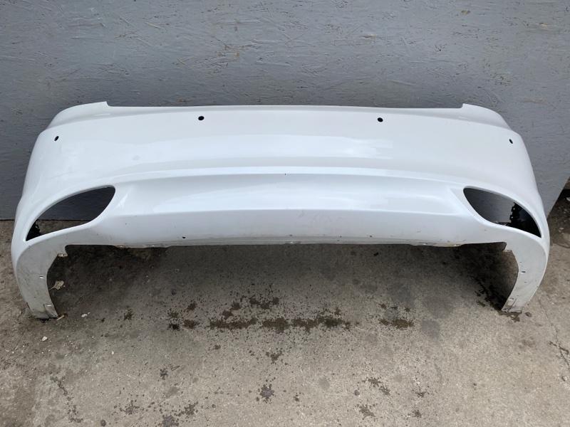 Бампер задний Hyundai Grandeur 2011 2012 2013 2014 задний (б/у) 866113V000