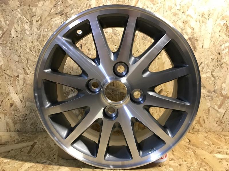 Диск колесный литой Mitsubishi Шины Диски 1996 MR589142