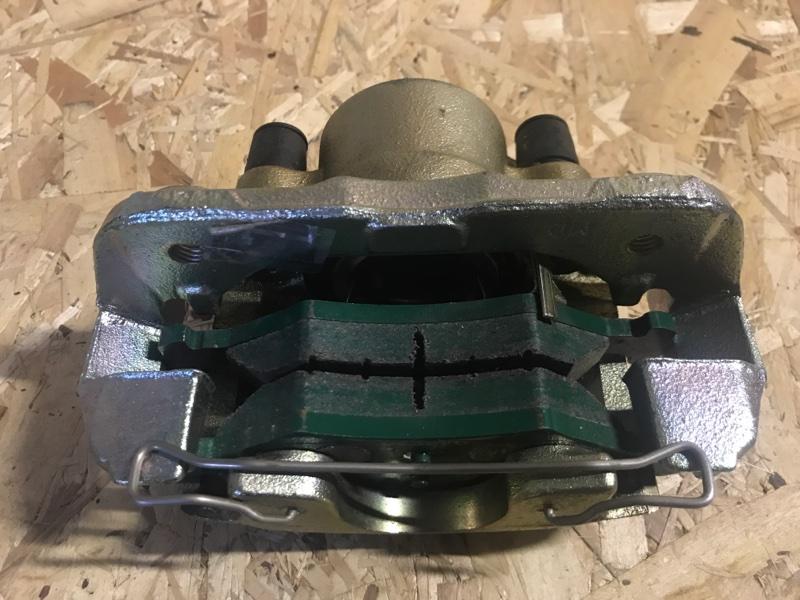 Суппорт тормозной Kia Sportage D4BB 1994 передний правый (б/у) 0K04533980
