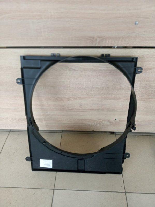 Диффузор радиатора двигателя Mitsubishi L200 2005- KB4T 4D56 2005 STMBS22000