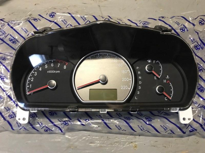 Панель приборов Hyundai Elantra 4 HD 1.6 2007 (б/у) 940032H630
