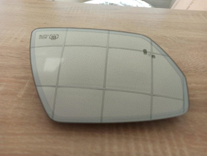 Зеркальный элемент Hyundai Genesis G80 правый (б/у) 87621B1151