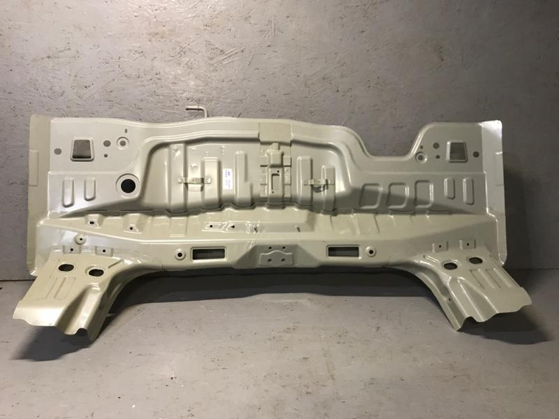 Панель кузова задняя металл Hyundai Veloster GS 1.6 2011 691002V000