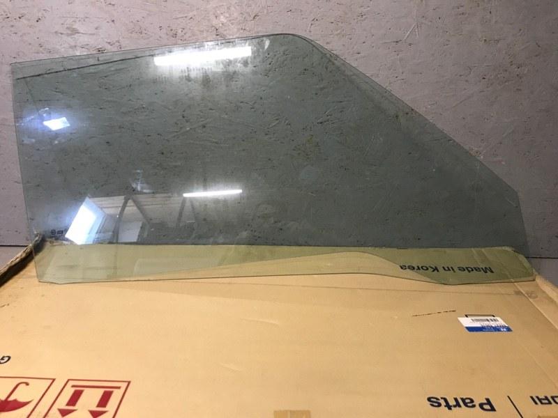 Стекло двери переднее Hyundai Porter D4BF переднее правое 8242143010