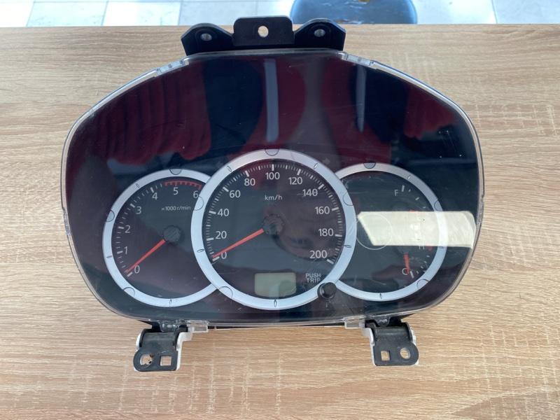Щиток приборов Mitsubishi L200 2005- KB4T 4D56 2005 (б/у) 8100B638